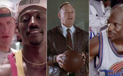 Top 10 Basketball Movies