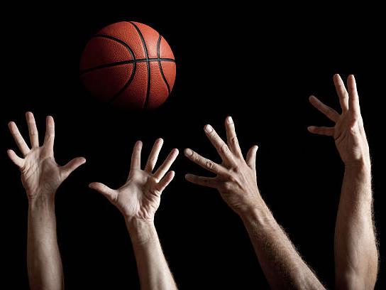 4 Steps to Get a Basketball Rebound