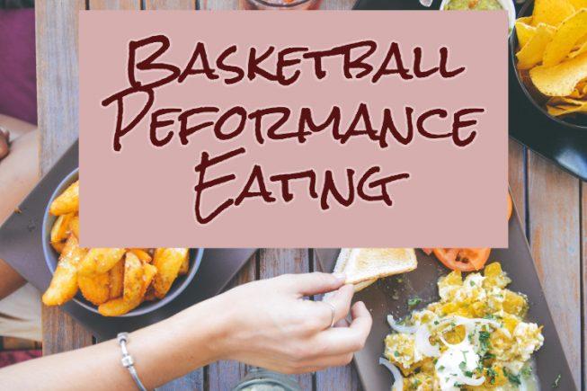Eating for Performance Training Basketball / Power Granola Bar