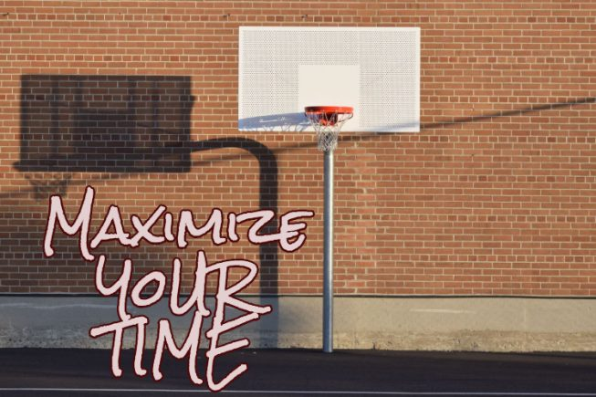 3 Ways to Maximize Your Time (As a Coach and Player)