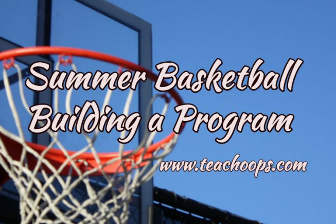 Summer Basketball : Building a Basketball Program