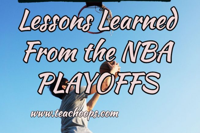 Lessons Learned From The 2018 NBA Playoffs