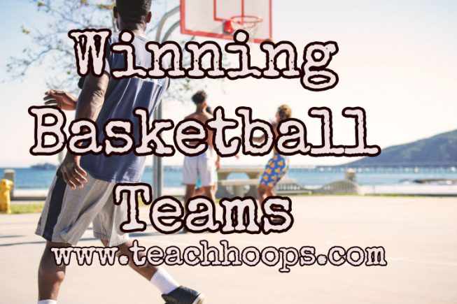 Winning Basketball Teams: Attitude
