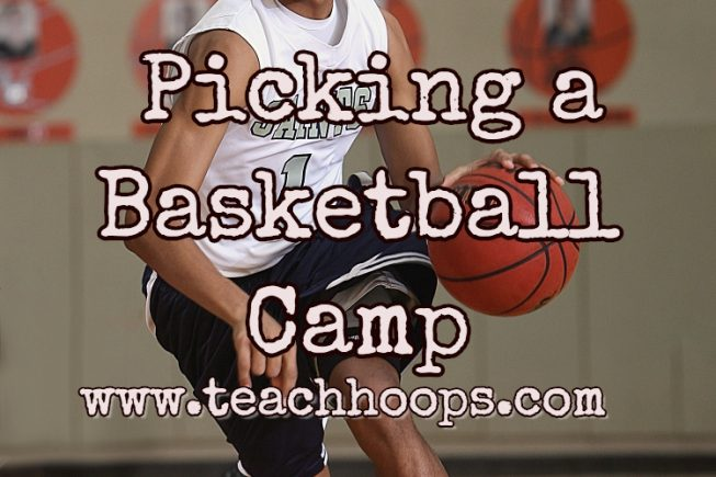 Picking a Basketball Camp: