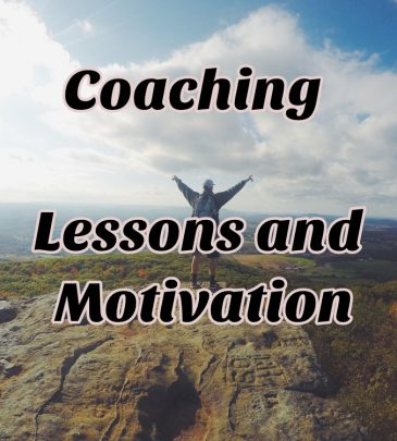 General Coaching Lessons/ Motivation