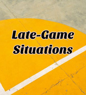 Late Game Situations / Sets To Score