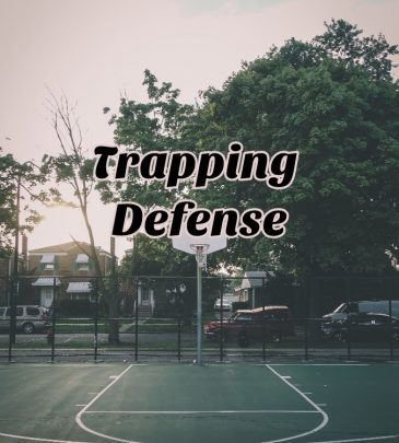 Full Court Trapping Defense