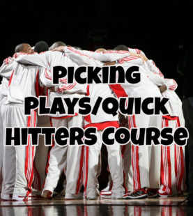 Picking a Quick Hitter/Play Course