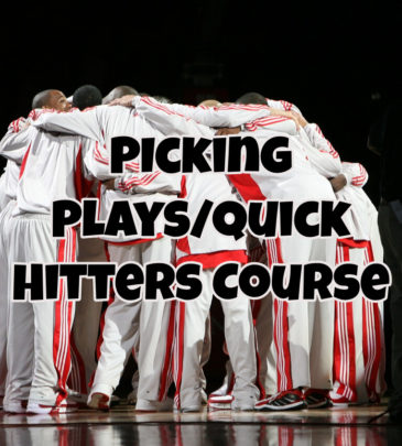 Picking a Set / Quick Hitter / Play Course