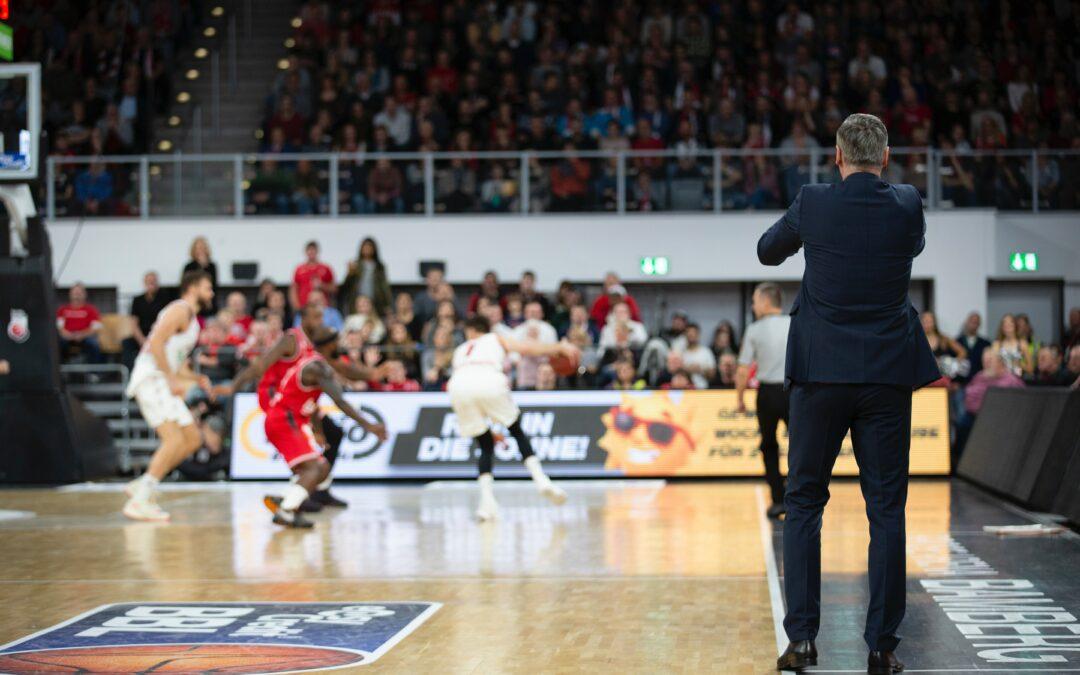 Basketball Coach Interview With Eric Bridgeland