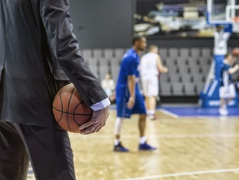 Basketball Interview with Coach Mark Cascio