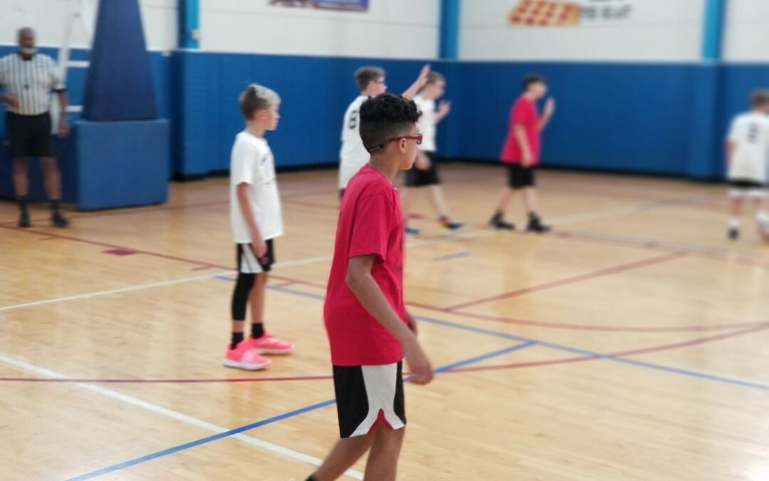 Conducting Effective Basketball Tryouts