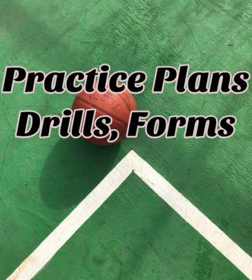 Practice Plans/ Forms/ Drills