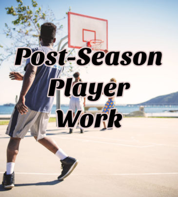 Off-Season Player work