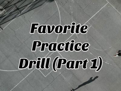 Favorite Basketball Drill with Nabil Murad