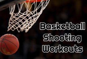 Basketball Shooting Workout