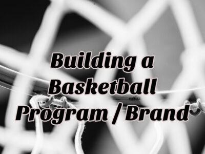 building a basketball brand