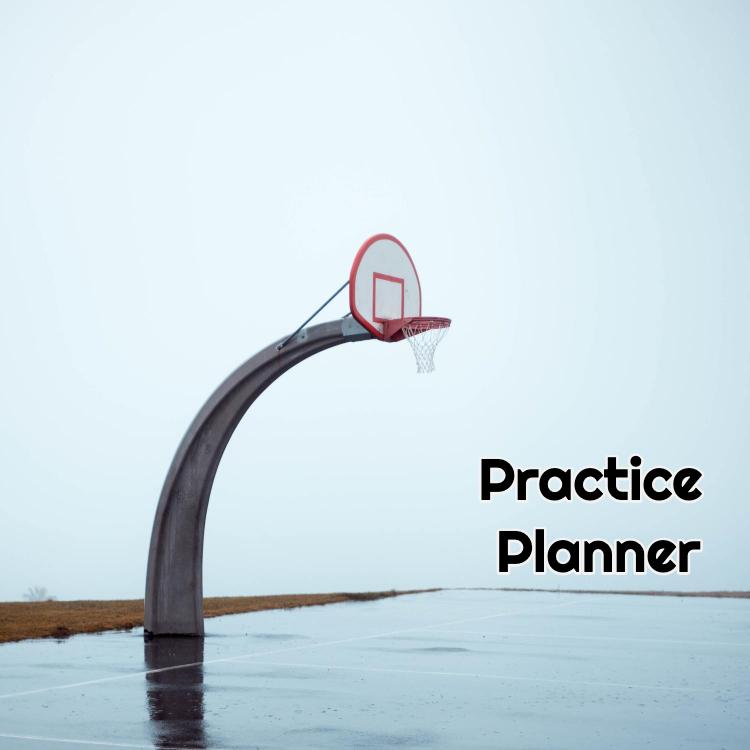 Practice Planner Template / pdf