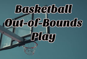 Basketball out of Bounds Play