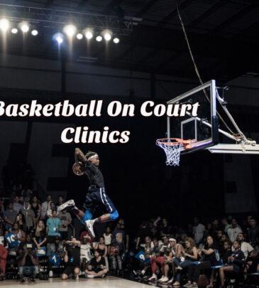 Basketball Online Clinics ( New 7/23/20)