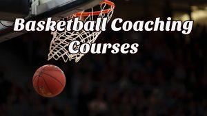 Basketball Coaching Courses