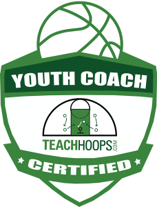 TEACH HOOPS Youth Coach CERTIFIED