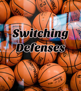 Teaching Basketball Screening and Switching