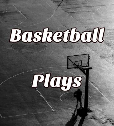 Basketball Plays and Sets
