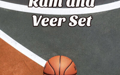 Ram and Veer Offensive Basketball Set