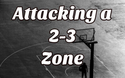 Attacking a 2-3 Zone