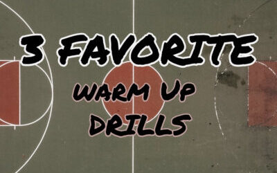 3 Favorite Basketball Practice Warm Up Drills