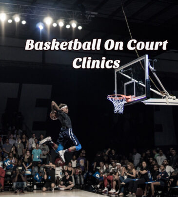 Basketball ON COURT Clinics ( 100's of Hours) and NOTES