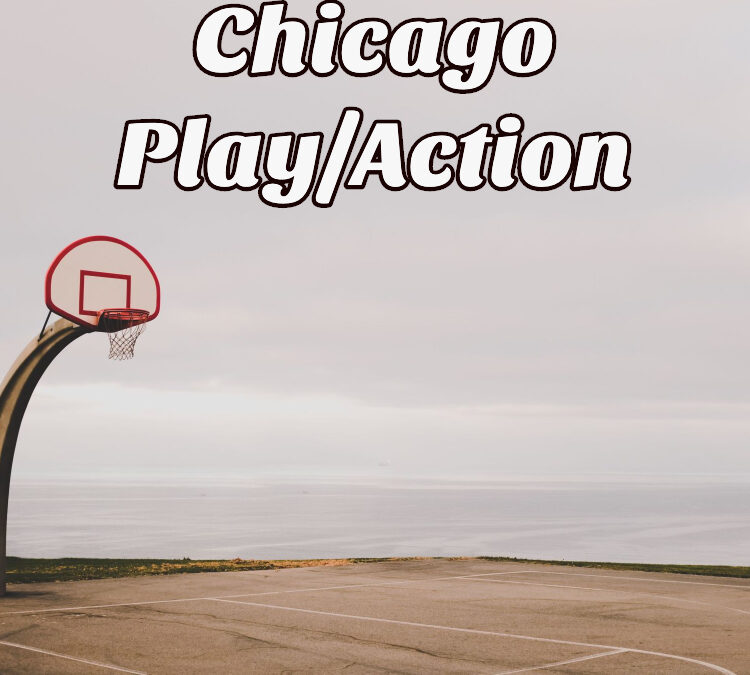 Basketball Play or Action