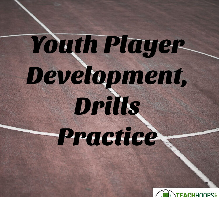 Youth Basketball Development, Practice Planning and Drills