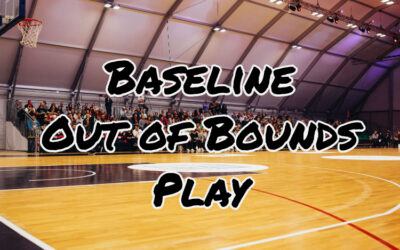 Baseline Out of Bounds Play (BLOB)