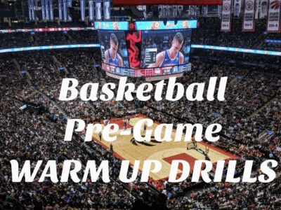 Basketball Pre-Game Warm Up Drills