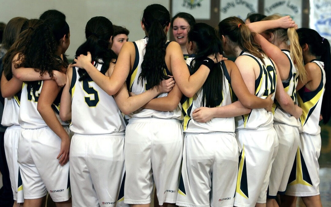Basketball Team Building: Bonding Events